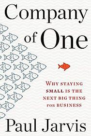 company of one, company of one book, paul jarvis, shaka designs