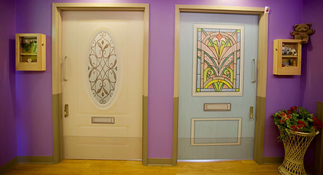 butterfly model of care doors to residents homes
