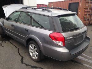 2008 Subaru Outback 2.5i LR