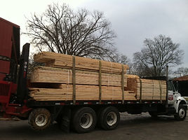 Crosslin Building Supply, Crosslin Building Supply Eagleville TN, Crosslin Lumber Truck