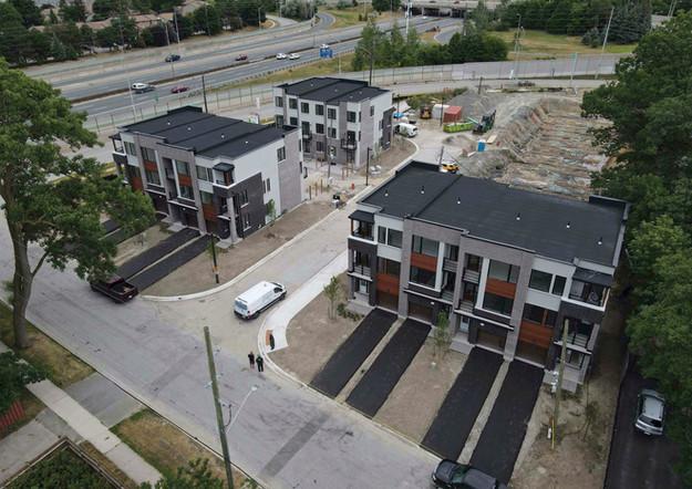 mod towns development toronto