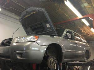2006 Subaru Forester XT LF