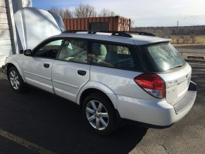2009 Subaru Outback LR