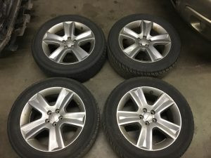 2005 outback wheels