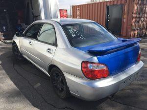 2004 Subaru RS sedan LR