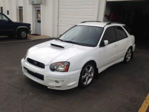 2004 Subaru WRX wagon fl