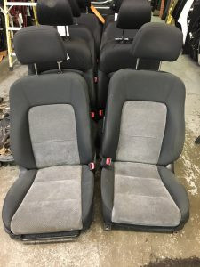 2006 Outback wagon front seats
