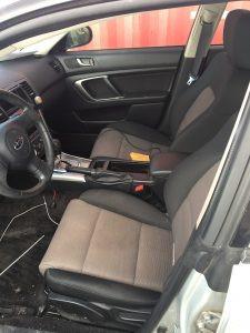 2006 legacy sedan interior
