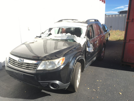 2009 Subaru Forester 2.5L X Limited 150k Automatic complete part out