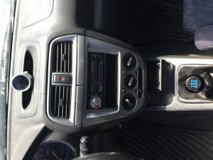 2002 Subaru WRX interior