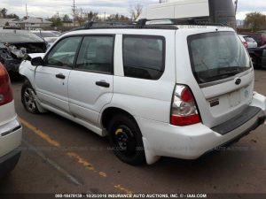 2006 Subaru Forester X lr