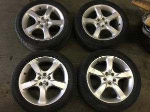 2006 Legacy wheels and tires
