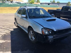 2004 wrx front right