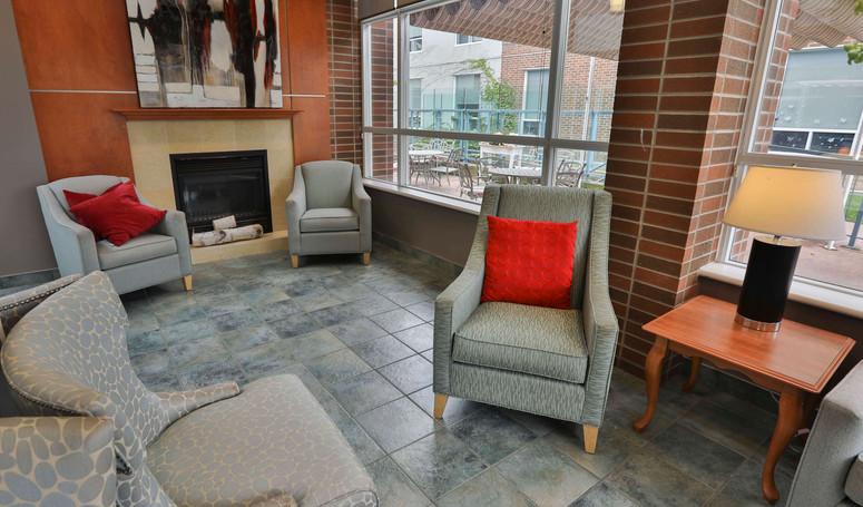 henley house lobby