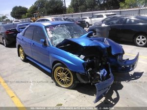 2004 STI WRB front right