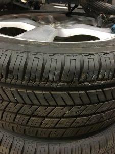 2006 Impreza wagon wheels and tires