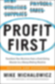 profit first, profit first book, shaka designs, mike michalowiicz
