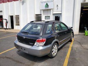 2007 Impreza wagon right rear