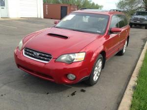 2005 Subaru Outback XT lf