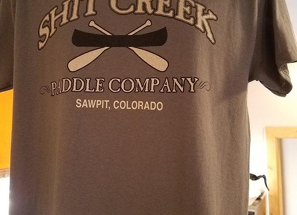 Shit Creek Paddle Compay SS T-Shirt