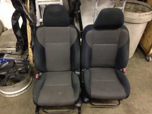 2008 Subaru Forester X Sports seats