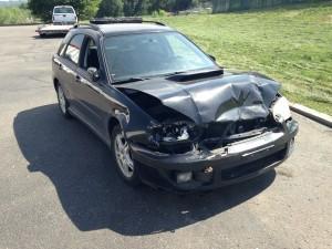 2004 WRX wagon Front R