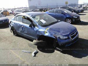 2015 Subaru Impreza sedan RF