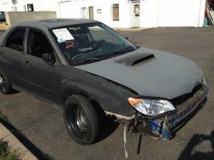 2005 Subaru WRX hawkeye  RF