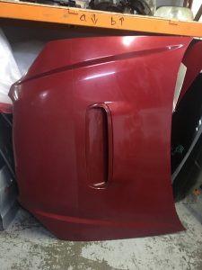 2005 Legacy GT hood
