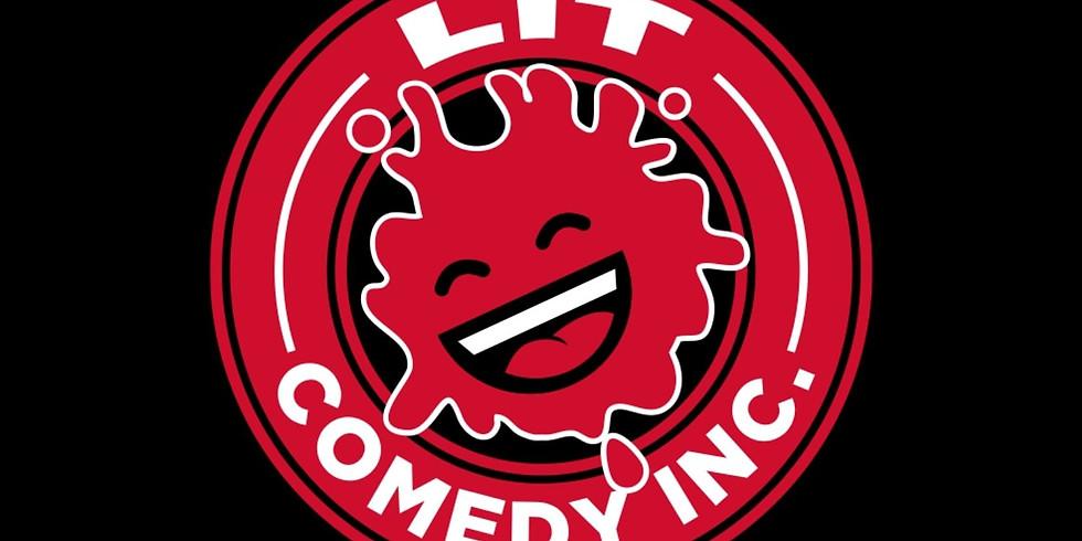 LITFest21: Show #7 Headliner