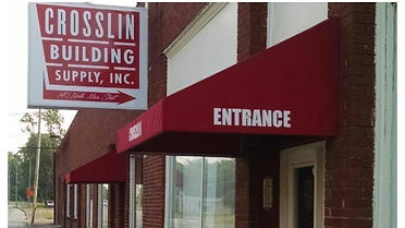 Crosslin Building Supply, Crosslin Building Supply Eagleville TN, Crosslin Store
