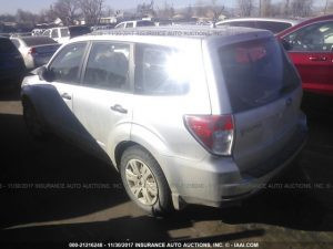 2009 Subaru forester LR