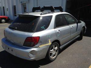 2003 Subaru WRX wagon RR