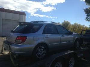 2002 WRX wagon right