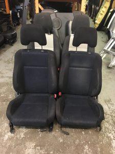 2003 WRX front seats