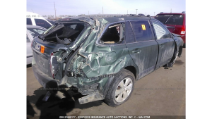 2011 outback right rear
