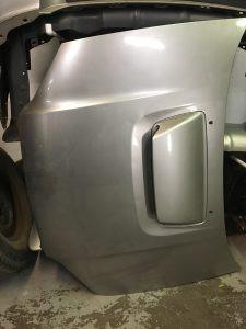 2005 Subaru wrx wagon hood