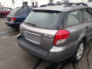 2008 Subaru Outback 2.5i RR
