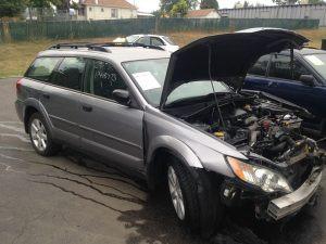 2008 Subaru Outback 2.5i RF