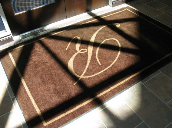 1 ronson floor mat