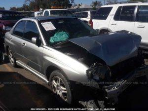 2005 Subaru RS sedan RF