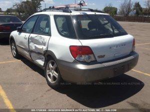 2004 Subaru Impreza Outback Sport LR