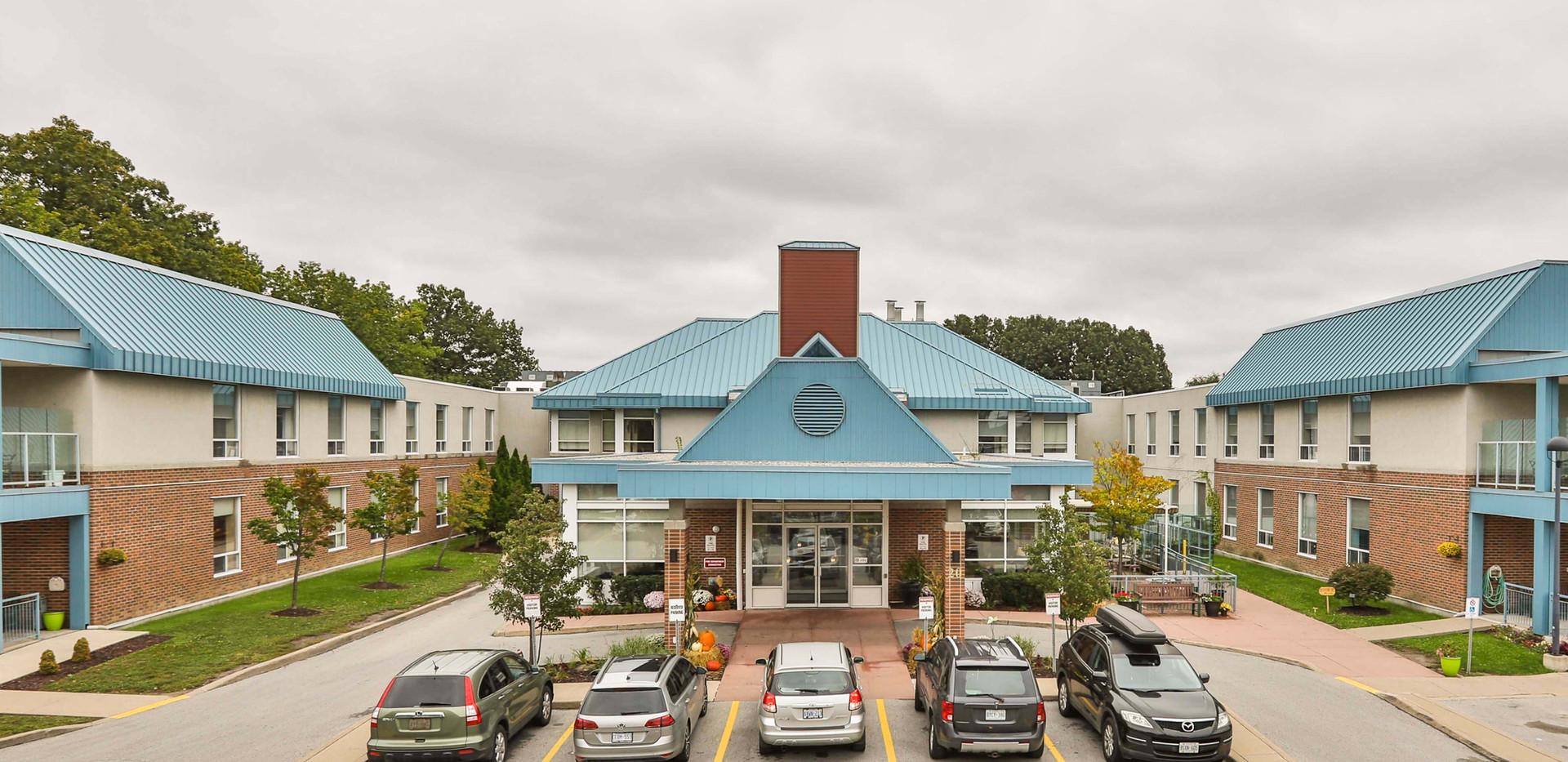 henley house long term care facility