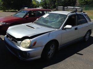 2003 Subaru WRX wagon LF