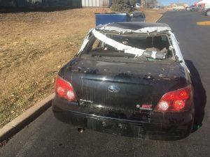 2006 STI rear end