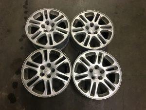 2004 forester XT wheels