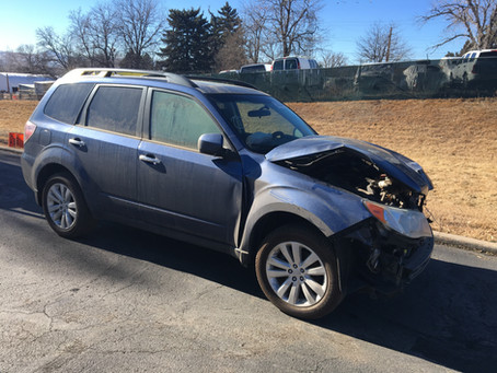 2011 Subaru Forester X Premium 63K 2.5l 5 speed M/T complete PART OUT