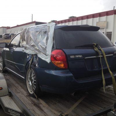 2005 Legacy GT Wagon LR
