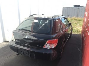 2007 Impreza wagon right rear
