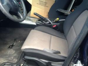 2005 Subaru Legacy 2.5i interior
